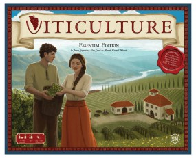 Viticulture - Essential Edition - englisch