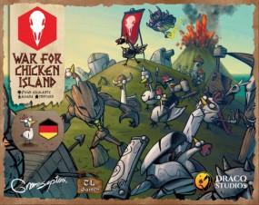 War for Chicken Island (deutsch) - versandkostenfrei