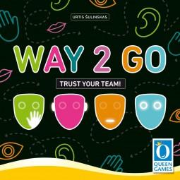 Way 2 Go (deutsch / englisch)