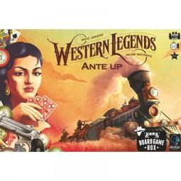 Western Legends (deutsch) - Ante up Erweiterung - versandkostenfrei