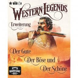 Western Legends (deutsch) - Der Gute, der Böse und der Schöne Erweiterung