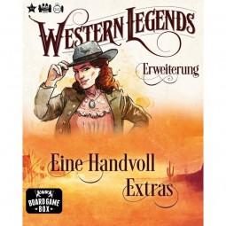 Western Legends (deutsch) - Eine Handvoll Extras Erweiterung