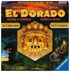 Wettlauf nach El Dorado - Helden & Dämonen Erweiterung