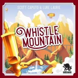 Whistle Mountain (englisch) - versandkostenfrei