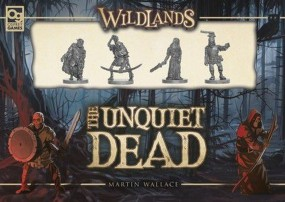 Wildlands - The unquiet dead expansion