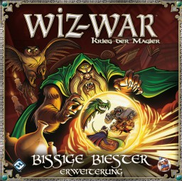 Wiz-War - Krieg der Magier - Bissige Biester Erweiterung