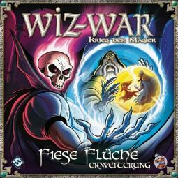Wiz-War - Krieg der Magier - Fiese Flüche Erweiterung