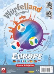 Würfelland - Europa Erweiterung