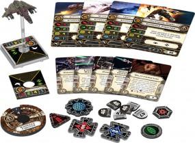 Star Wars: X-Wing - Kihraxz Erweiterung