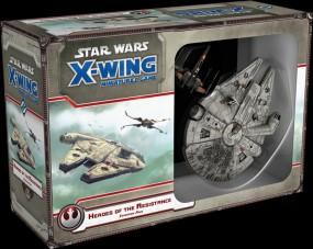Star Wars: X-Wing - Helden des Widerstands Erweiterung