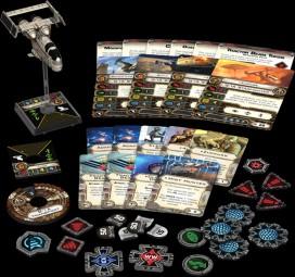 Star Wars: X-Wing - Nebeljäger Erweiterung