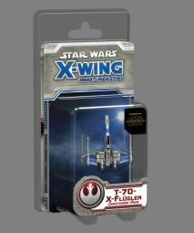 Star Wars: X-Wing - T-70-X-Flügler Erweiterung