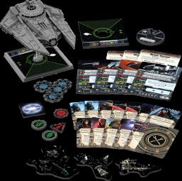 Star Wars: X-Wing - VT-49 Decimator Erweiterung