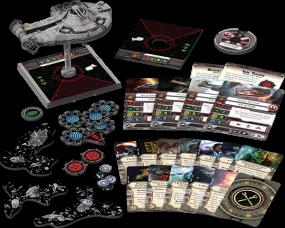 Star Wars: X-Wing - YT-2400 Frachter Erweiterung
