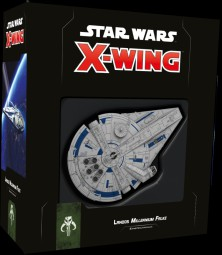 X-Wing - 2. Edition - Landos Millennium Falke