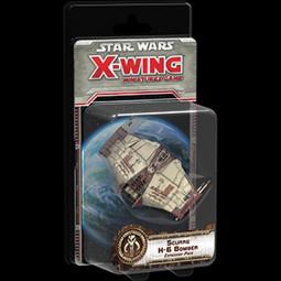 Star Wars: X-Wing - Scurrg H-6 Bomber Erweiterung