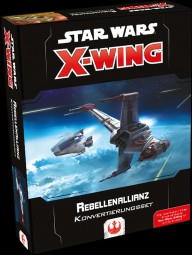 X-Wing - 2. Edition - Rebellenallianz Konvertierungsset