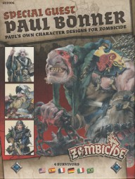 Zombicide - Black Plague - Special Guest Paul Bonner