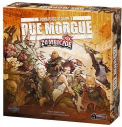Zombicide - Season 3 - Rue Morgue (deutsch)