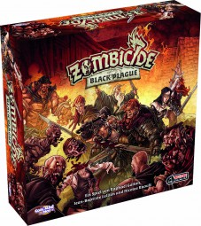 Zombicide - Black Plague (deutsch)