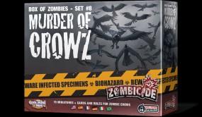 Zombicide - Murder of Crowz (deutsch)