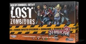 Zombicide - Lost Zombivors (deutsch)