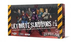 Zombicide - Ultimate Survivors #1 (deutsch)