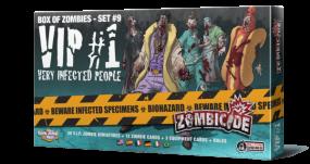 Zombicide - Very Infected People VIP #1 (deutsch)