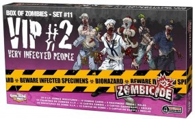Zombicide - Very Infected People VIP #2 (deutsch)