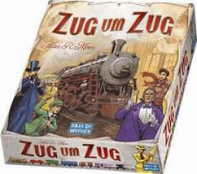 Zug um Zug - Grundspiel