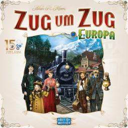 Zug um Zug - Europa 15 Jahre Edition
