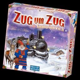 Zug um Zug - Skandinavien