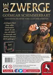 Die Zwerge: Charakterpack Goimgar (deutsch)